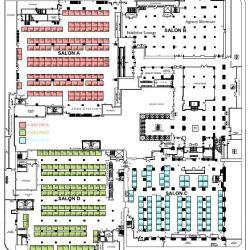 Exhibit Hall Floorplan